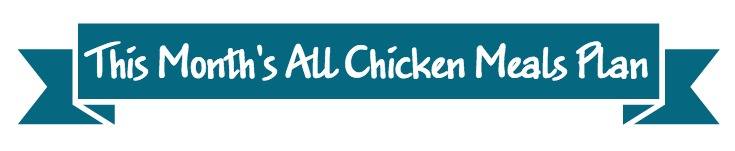 All Chicken Banner
