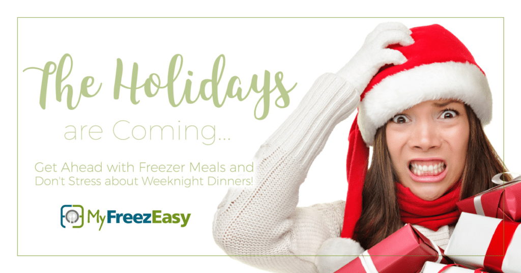 Holiday-Ready with MyFreezEasy