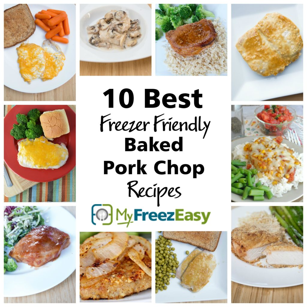freezer friendly pork chop recipes