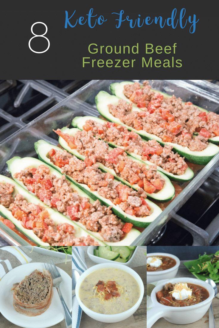 8 best keto friendly ground beef freezer meals myfreezeasy for Meals that can be made with ground beef