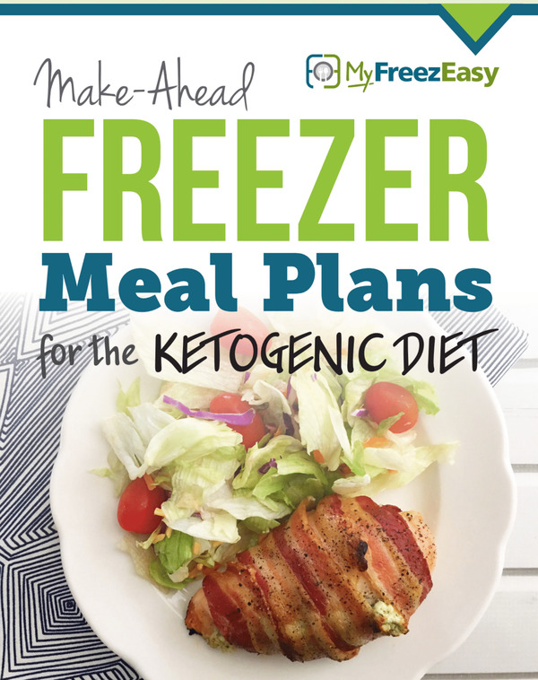 make ahead keto meals