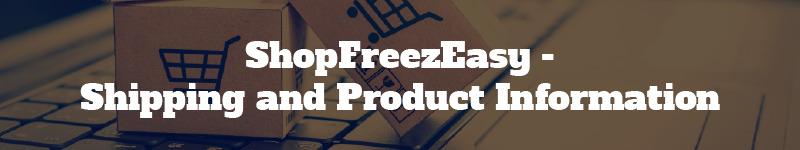 shopfreezeasy online store
